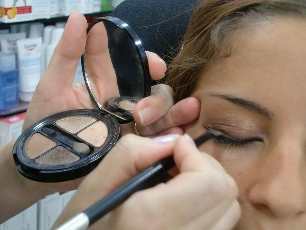 Consulenza make-up Farmacie Comunali Torino