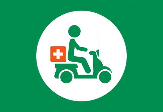 Farmacie Torino - servizio Consegna farmaci a domicilio