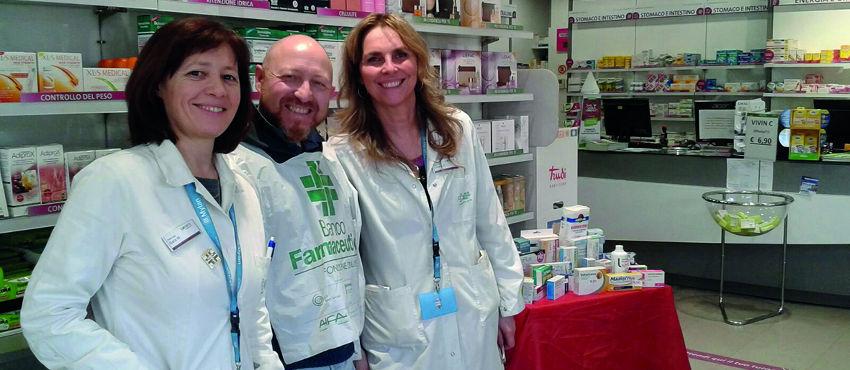Lavoro di squadra per donare salute