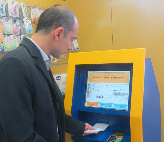Punti blu - modalità di pagamento Farmacie comunali Torino
