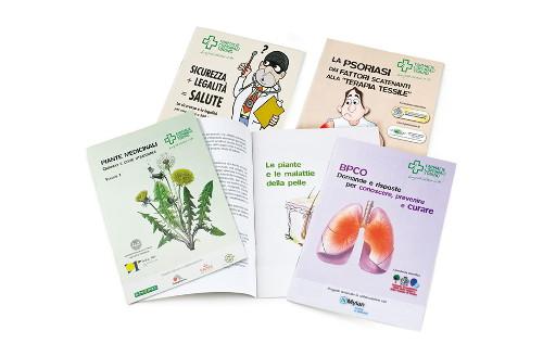 Opuscoli prevenzione salute - Farmacie Torino