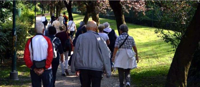 Salute in movimento – i gruppi camminano anche nel 2018