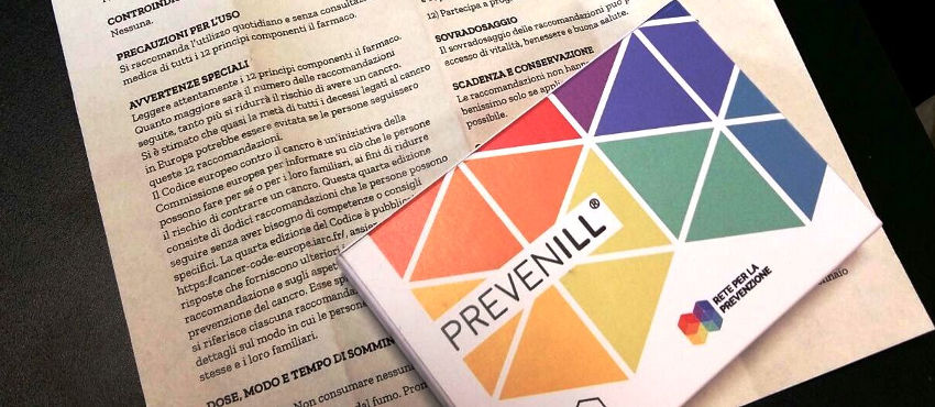 PrevenillTM: previeni il cancro con l'informazione