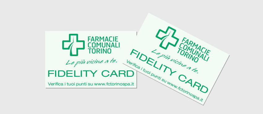 Ecco la nuova Fidelity Card