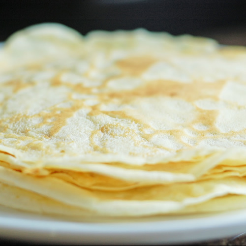 Crepes di mais - FreeFood