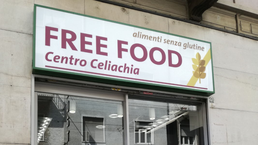 Alimenti senza glutine - Free Food - Torino