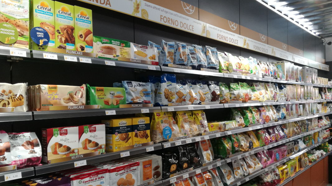 Free Food - Farmacia Comunale 45 Torino