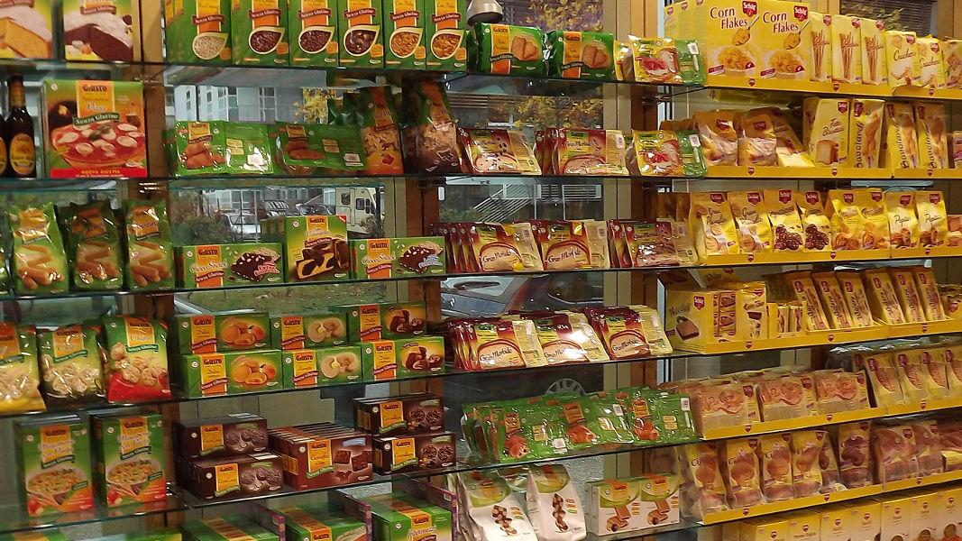 Free Food - via Orvieto Torino