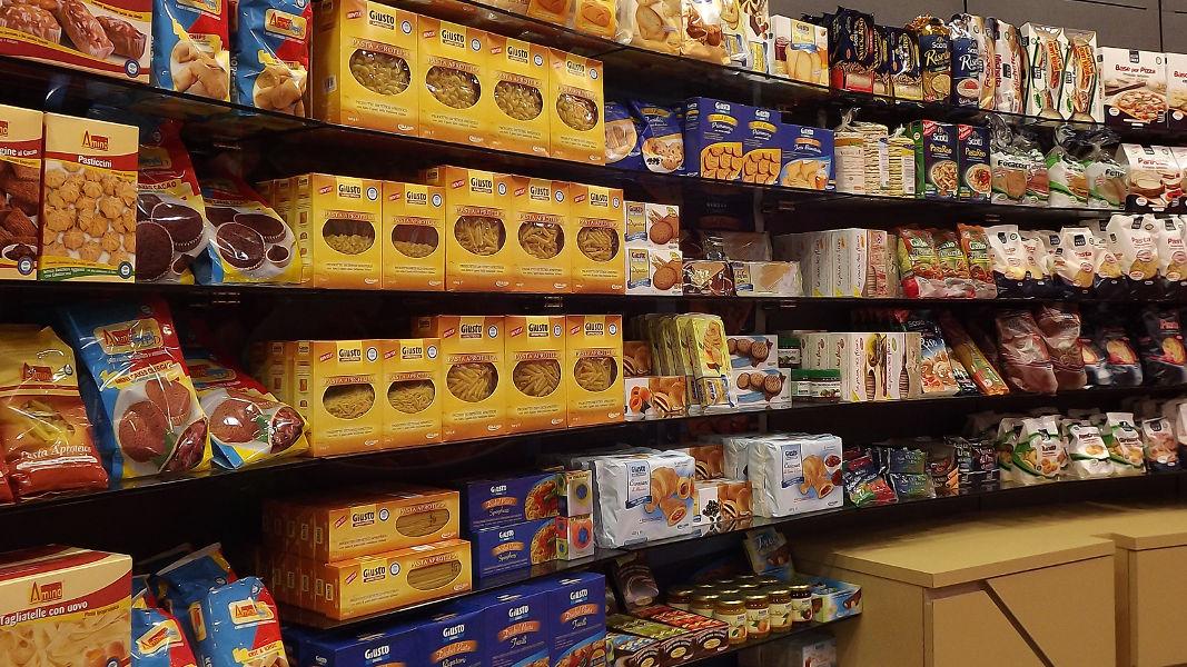 Pasta aproteica - Farmacia via Orvieto, Torino