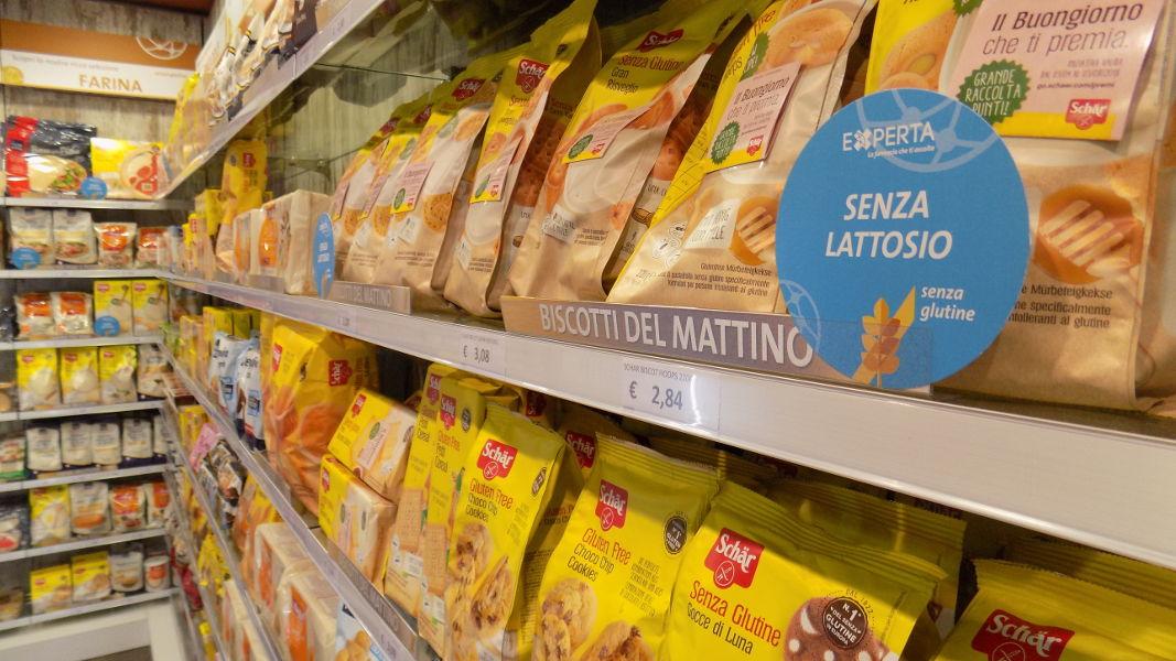 Senza lattosio - Farmacie Free-food - Torino