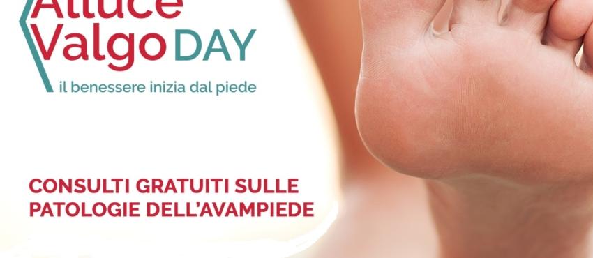 Alluce Valgo Day – martedì 18 Giugno