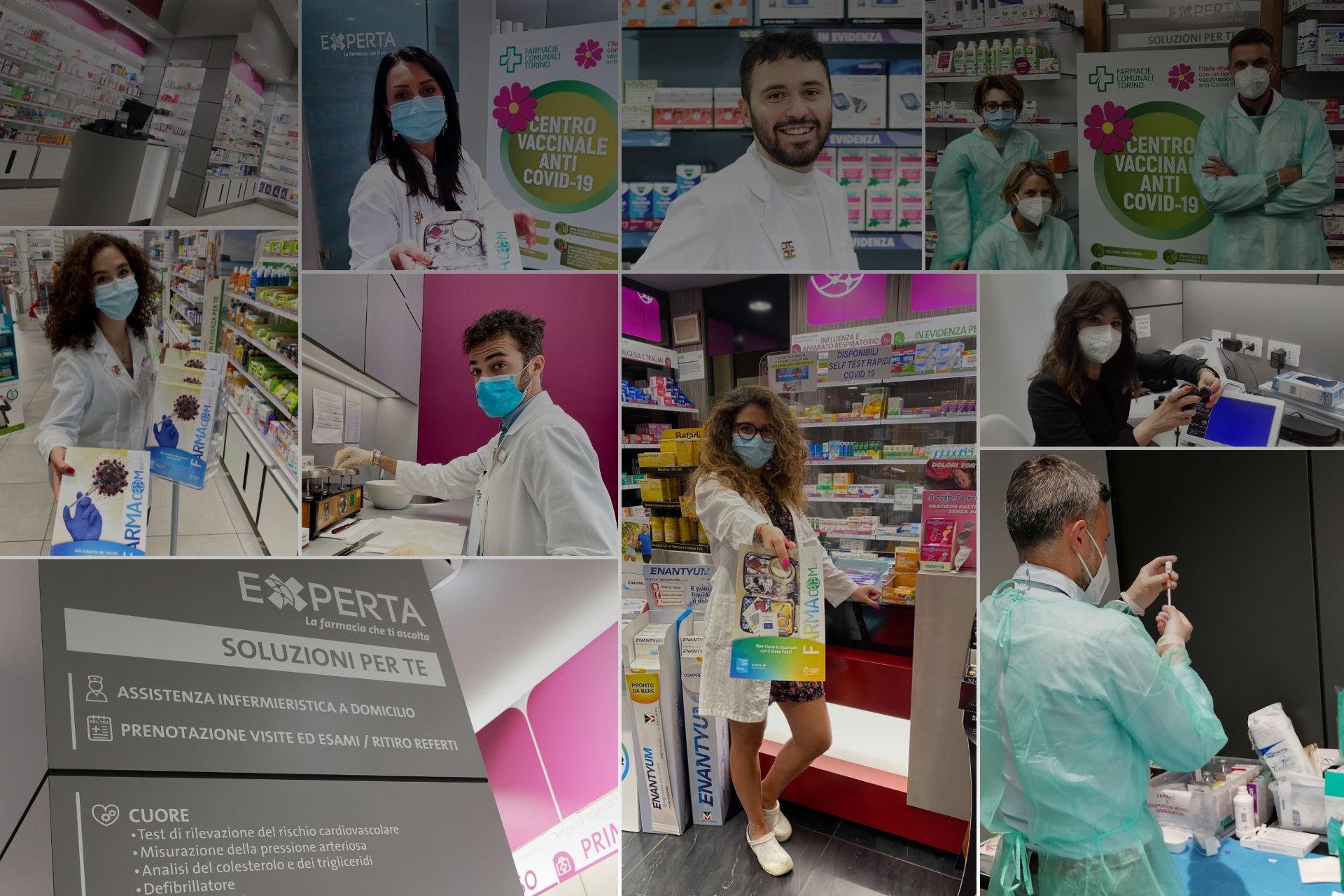Grazie Farmacisti - farmacie comunali Torino