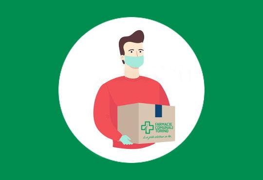 Farmacie Torino - consegna farmaci a domicilio emergenza Covid 19