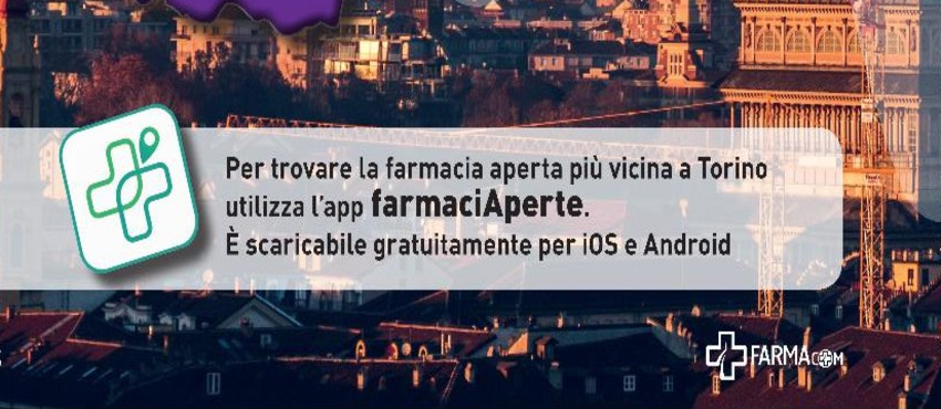 Le farmacie comunali in estate