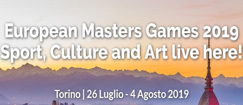 videata European Master Games