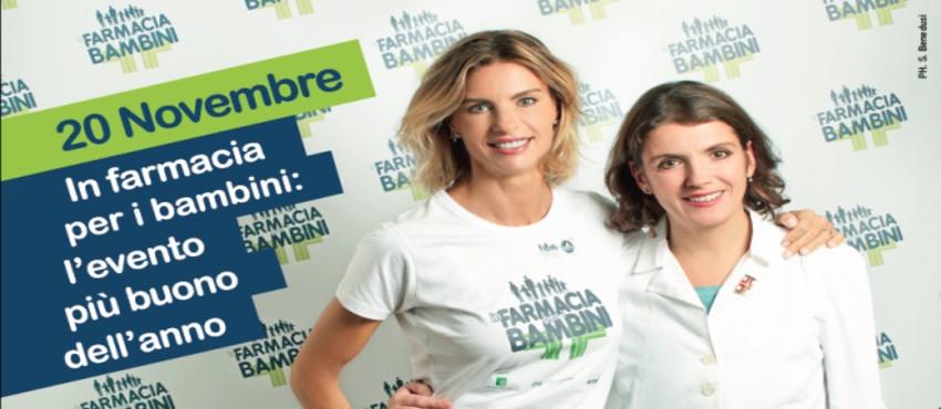 Martina Colombani testimonial di Fondazione Rava