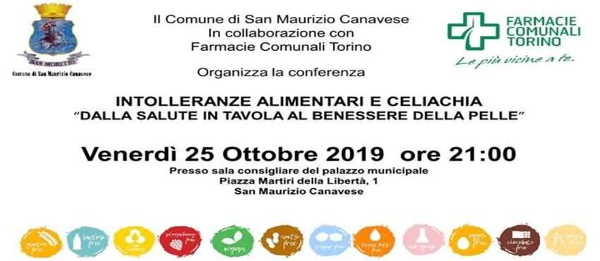 titolo conferenza San maurizio