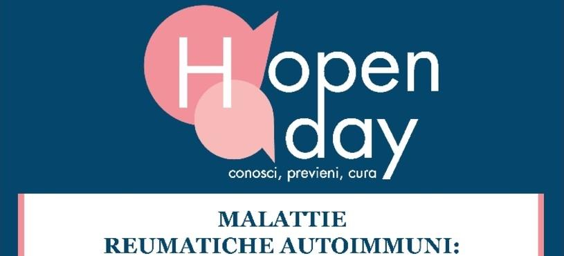 logo open day reumatologia Onda