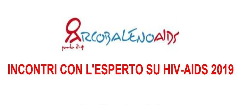 Incontri con l'esperto per parlare di HIV