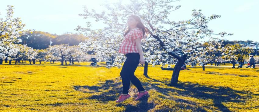 Stile di vita attivo per il benessere in gravidanza