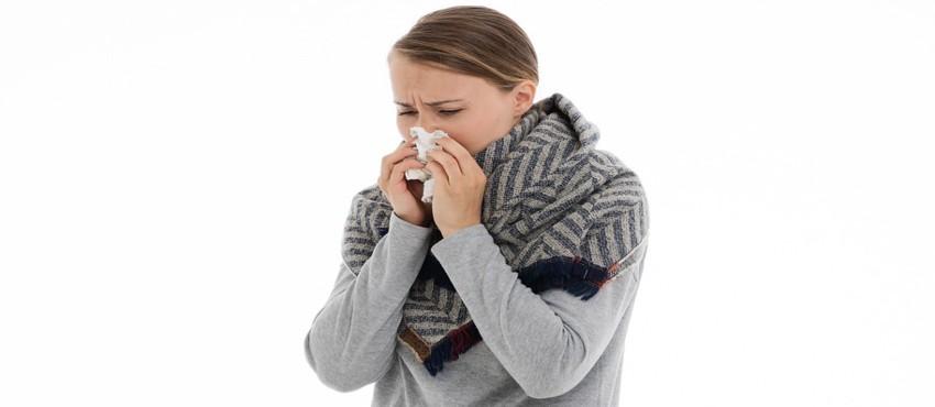 Raffreddore e malattie da raffreddamento