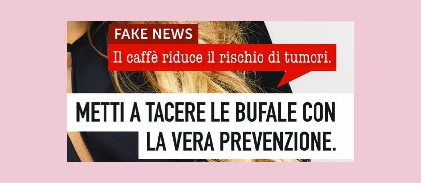 Prevenzione oncologica: attenti alle bufale!