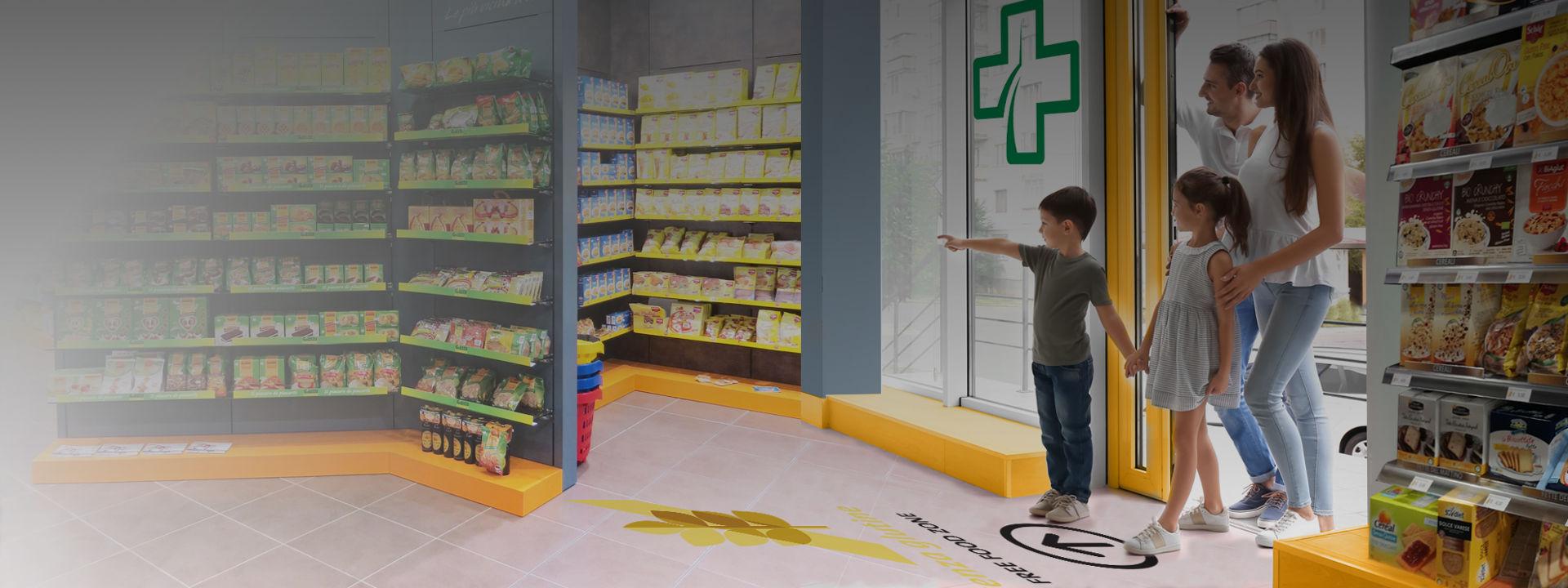 Spazio Gluten Free - Farmacie Comunali Torino
