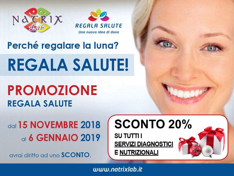 Promozione farmacia: Regala salute - Farmacie Comunali Torino