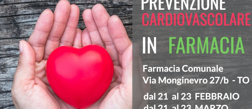 Prevenzione Cardiovascolare-dal 21 al 23 marzo