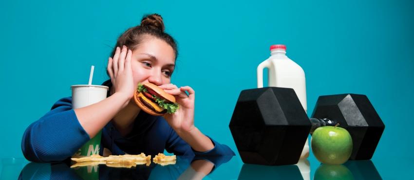 Gli errori dell'alimentazione negli adolescenti