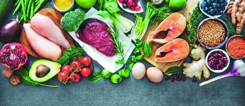 Le regole di un'alimentazione sana ed equilibrata