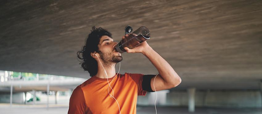 La corretta idratazione nella pratica sportiva
