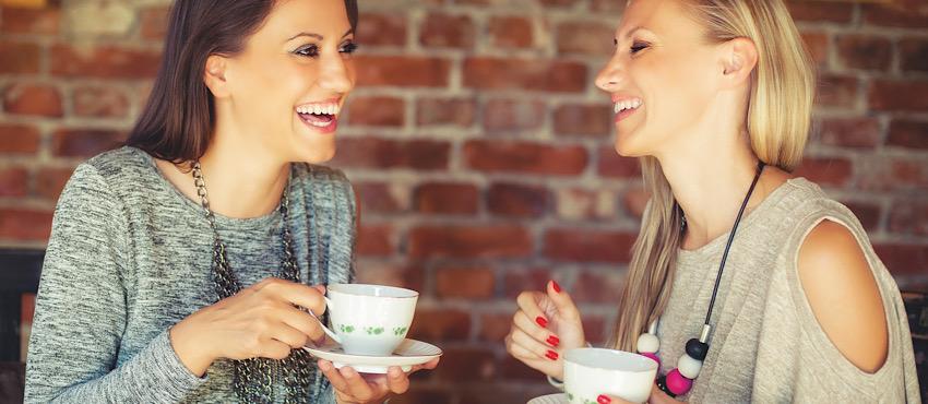 Tè e caffè: bevande non banali