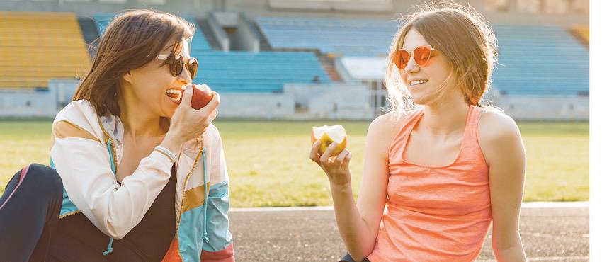 I macronutrienti nell'alimentazione dello sportivo
